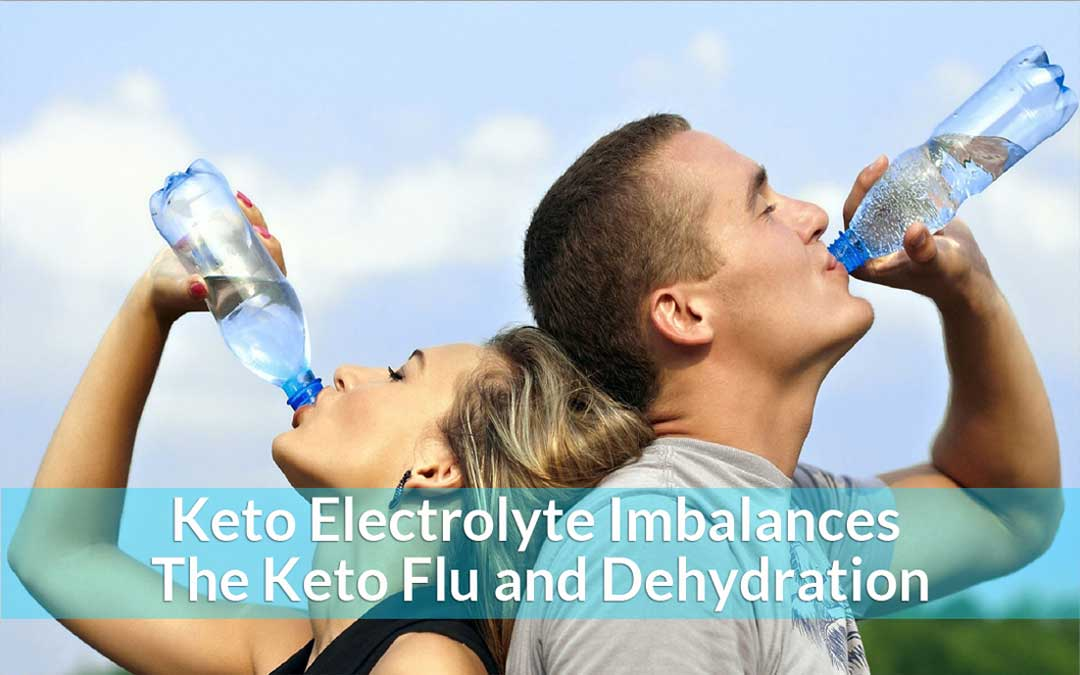 Keto Electrolyte Imbalances The Keto Flu, Headache and Dehydration