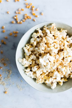 what is popcorn