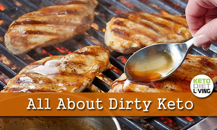 All About Dirty Keto