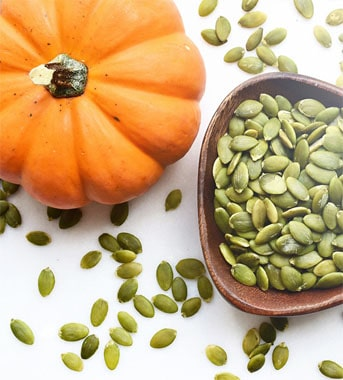 pumpkin nutrition